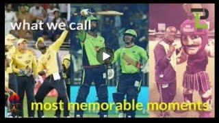 PSL 2017 | Most Memorable Moments | HD
