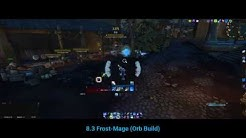 [WoW 8.3] Frost-Mage - Orb-Build | Deutsch