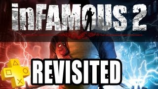 inFAMOUS 2 - Instant Game Collection