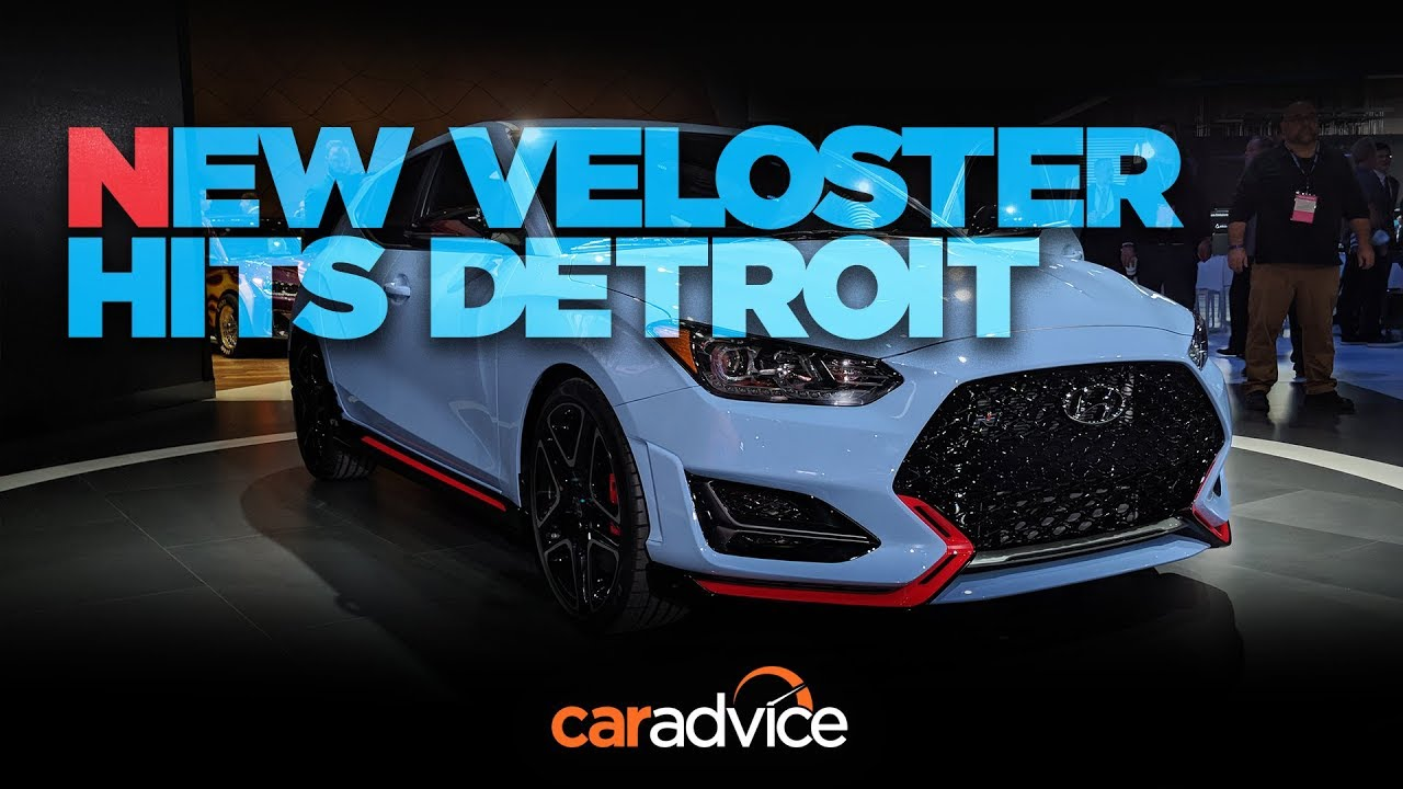 2018 Hyundai Veloster & Veloster N unveiled | CarAdvice