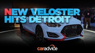 2018 Hyundai Veloster revealed