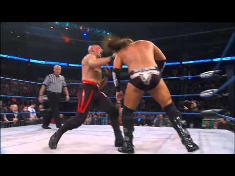 AJ Styles makes his shocking return to TNA