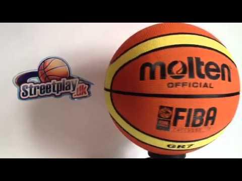 Molten GR 7 TAN Basketball