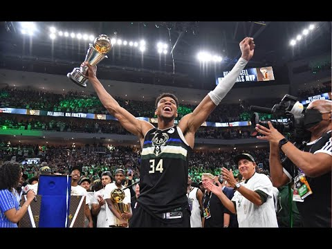 Evolution Of The MVP Giannis Antetokounmpo From 2013 To 2019