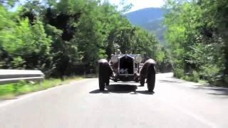 Luciano Viaro - SporTS - Alfa Romeo 6 C 1500 G.S. Testa fissa