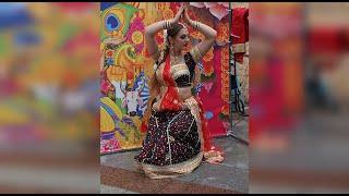 Индийские танцы в Москве
