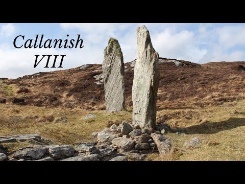 Callanish VIII (Clitier) Great Bernera, Isle Of Lewis, Scotland.