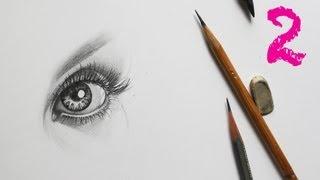 ✐ Как РИСОВАТЬ ГЛАЗ / Учимся РИСОВАТЬ карандашом. Часть 2- Подробное Рисования Глаза(Как РИСОВАТЬ ГЛАЗ / Учимся РИСОВАТЬ карандашом. Часть 2- Подробное Рисования Глаза По вопросам частных..., 2013-09-24T10:00:25.000Z)