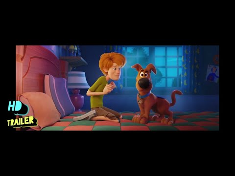 SCOOB_ Official Trailer (2020) Scooby Doo Movie(1080P_HD)