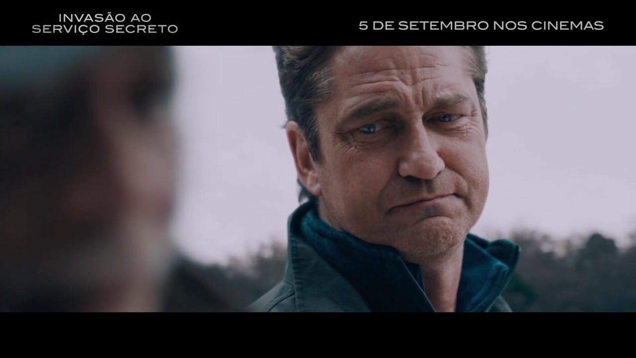 Invasão ao Serviço Secreto - 24 de outubro nos cinemas - Trailer Dublado