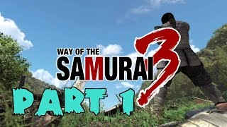 Way of the Samurai 3 Walkthrough Gameplay Part 1 No Commentary [PC 1080p]