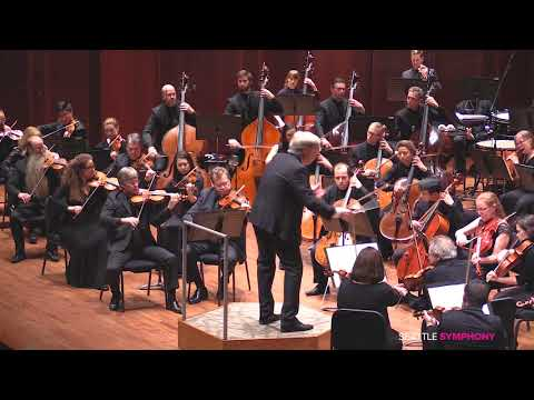 Brahms: Hungarian Dance No. 1 / Thomas Dausgaard and Seattle Symphony