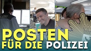 POSTEN für die Berliner POLIZEI!