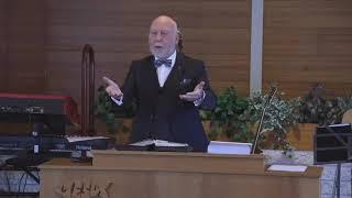 Snorri Óskarsson prédikar. Jesús : Hvern segja menn mig vera ??? Og þú ...hvern segir þú Krist vera ?