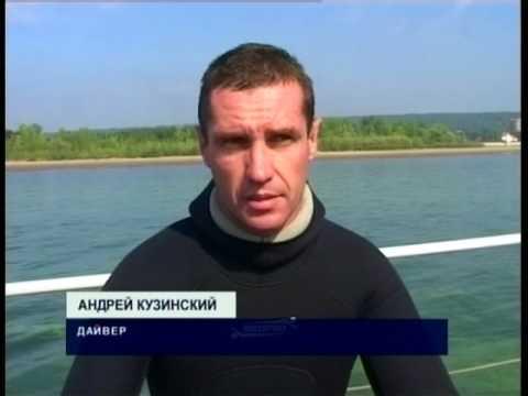 Ставрополь на волге под водой