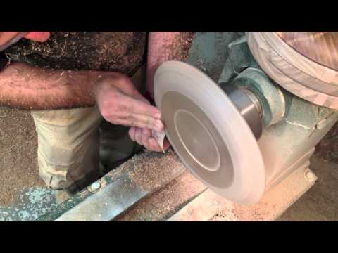 Making a Wooden Plate (uncut version)