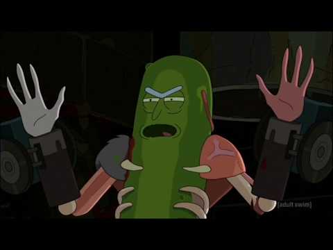 Rick and Morty / Season 3 / Episode 3 / Pickle Rick Best Moment