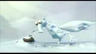 Ледниковый период, Белка - ужастик (Альтернативная озвучка)