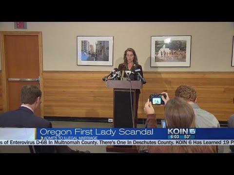 Kitzhaber expected to address Hayes marriage