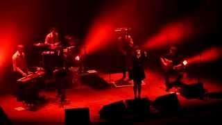 Nouvelle Vague - Mala Vida -- Live 2014  in Athens Greece at Fuzz Club--24-12-2014