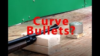 Can Magnets Curve A Bullet?