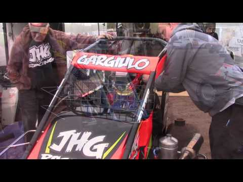 Susquehanna Speedway Super Sportsman and ARDC Midget highlights 4-30-16