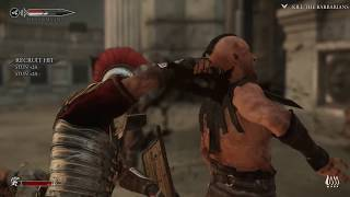Review of the PC game - Ryse son of Rome, with game play and Mag