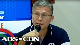 NDRRMC briefing on the Taal Volcano eruption   ABS-CBN News