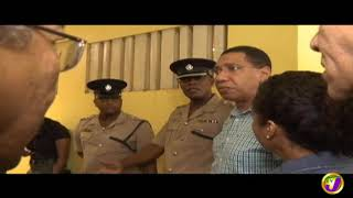 PM Satisfied with Detention Facilities (TVJ Prime Time News) December 8 2018