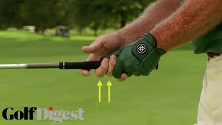 Tom Watson on How To Improve Your Golf Grip | Shortcuts | Golf Digest