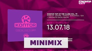 Kontor Top Of The Clubs Vol. 79 (Official Minimix HD)