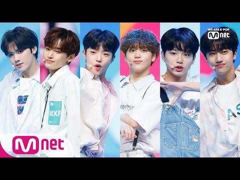 [PRODUCE X 101-Crayon - Pretty Girl] Special Stage   M COUNTDOWN 190711 EP.627