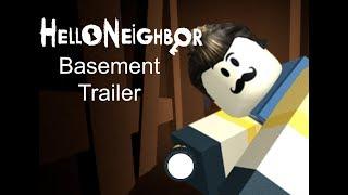 ROBLOX Ciao prossimo nuovo seminterrato Trailer