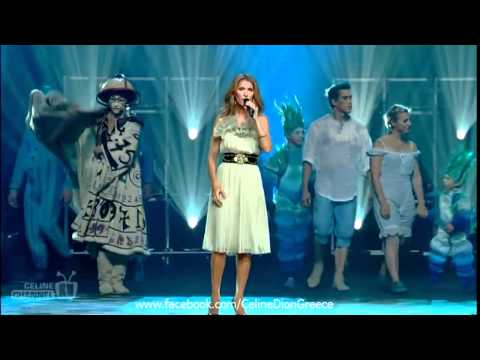 Celine Dion - Quand On N'a Que L'amour (Live 2007) [HD]