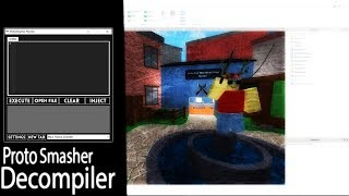ROBLOX how to copy games with protosmasher