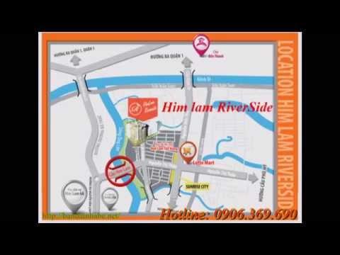 Chính chủ cần bán căn hộ Him Lam Riverside giá gốc, LH: 0966771617