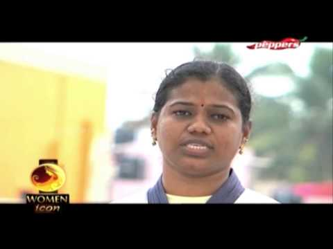 Women Icons| Women Achievers in personal and public lives - Woman Karate Expert, Jayalakshmi, | Women Icon