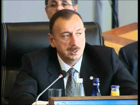 Speech by Ilham Aliyev at X Summit of Turkic-Speaking Countries' Heads of State.16.09.2010