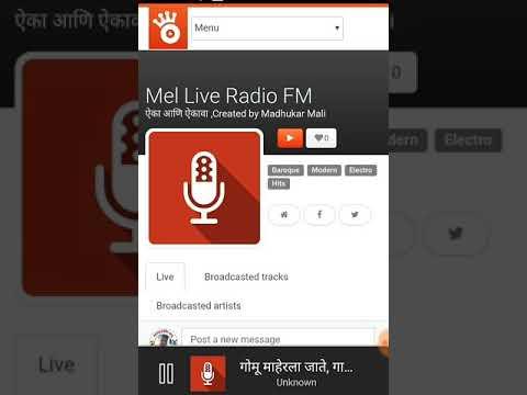 Mel Radio Demo