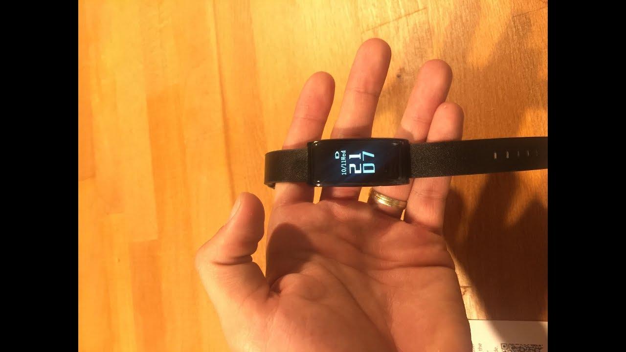 8be91bef9109 Pulsera Inteligente / Smart Watch Chereeki