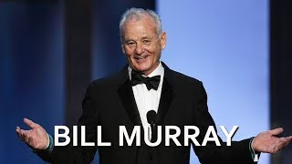 Bill Murray sings to George Clooney at the 46th AFI Life Achievement Award Tribute