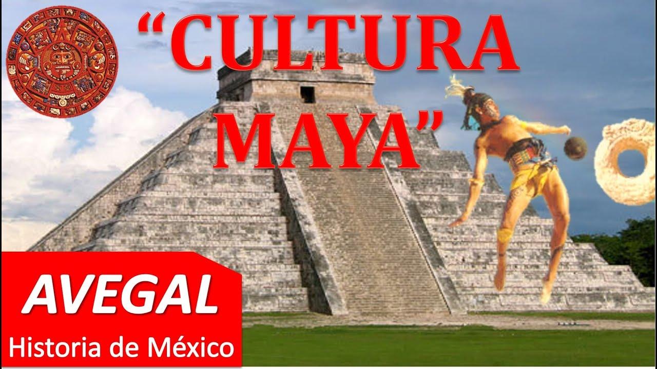 Cultura maya mexico avegal historia youtube for Informacion de la cultura maya