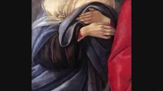 """J. S. Bach - Mt. Passion - """"Aus Liebe will mein Heiland sterben"""", Sibylla Rubens"""