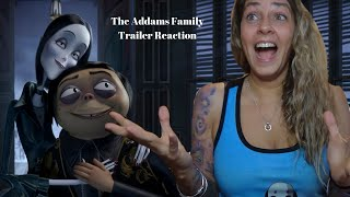 The Addams Family Official Teaser Trailer Reaction
