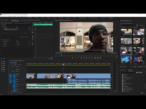 HOW TO VLOG: Video Editing a Vlog in Premiere Pro Step by Step