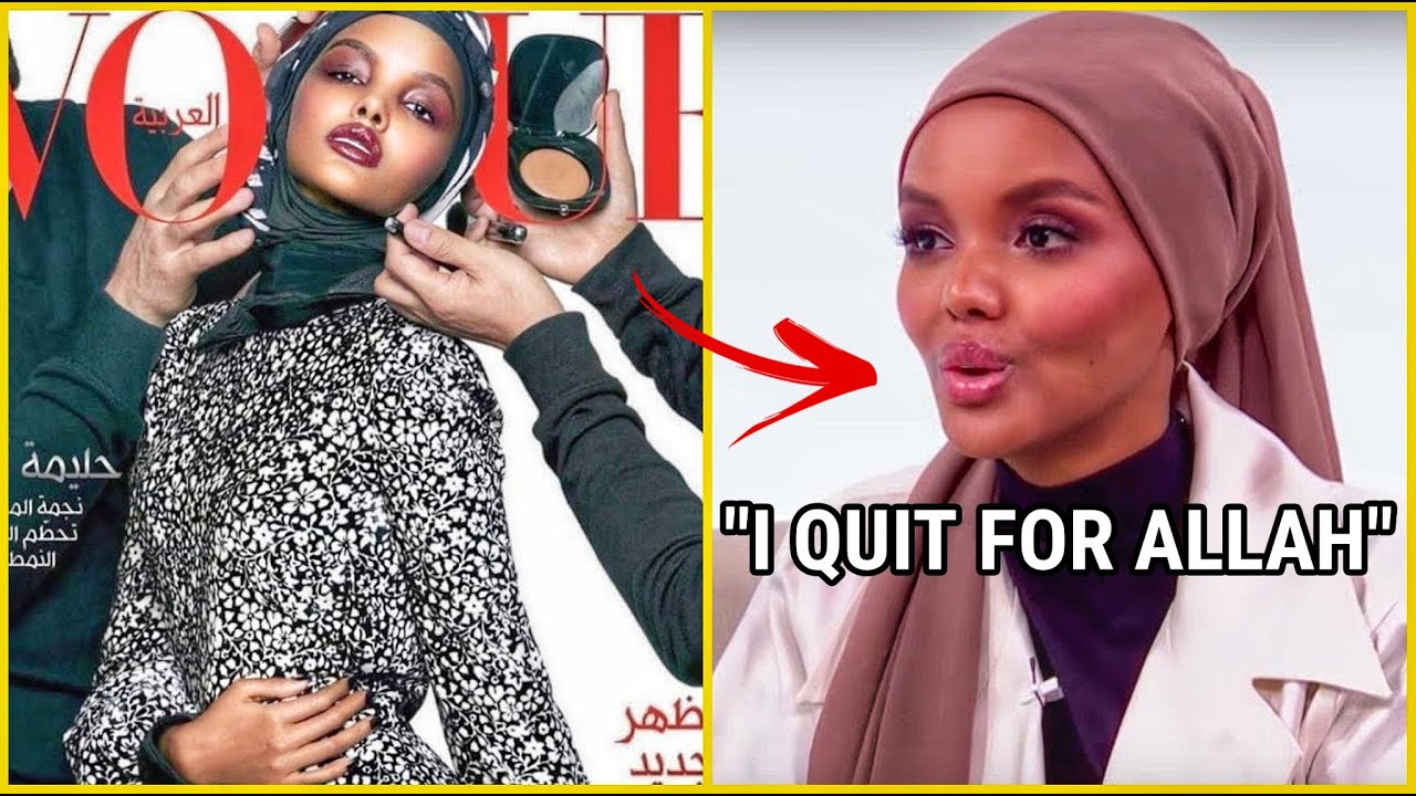 VOGUE HIJABI MODEL QUITS INDUSTRY FOR ALLAH