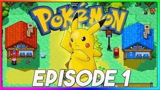 EVIL POKEMON TRAINER! | Episode 1 of Pokemon Revolution Online