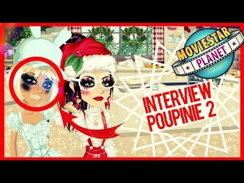 J'INTERVIEW POUPINE 2 [MSP] !
