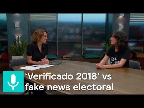 Verificado 2018, combate a noticias falsas en el marco electoral