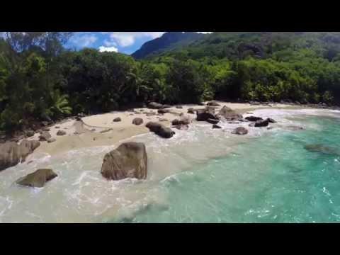 Silhouette Island - Seychelles - Aerial